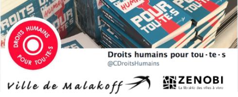 Malakoff – 10 mars – Il est temps de passer aux Droits humains